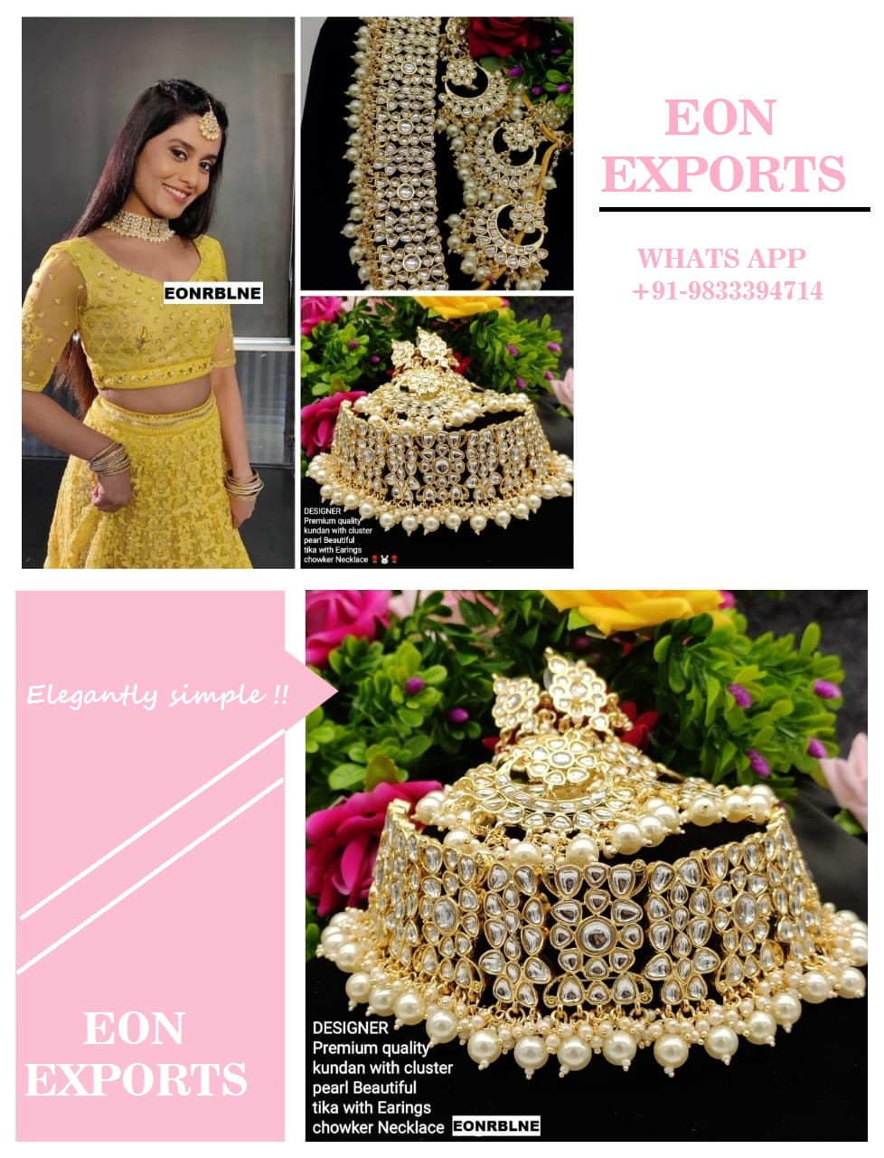 Imitation Jewellery Manufacturers Suppliers From Bangalore